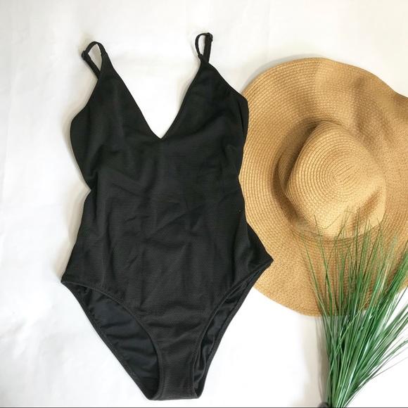 Leith Other - • Leith One-Piece Bikini •